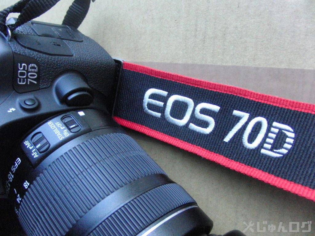 EOS70D本体