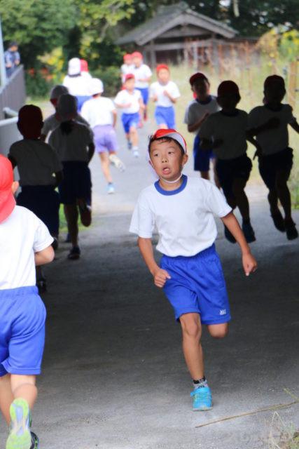 大宮南小マラソン大会
