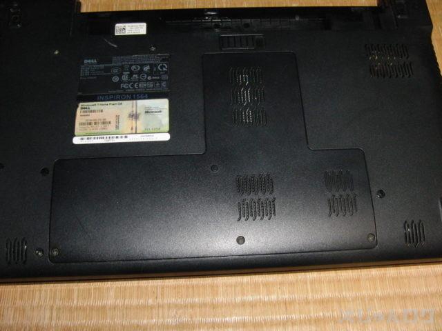DELLノートPC3