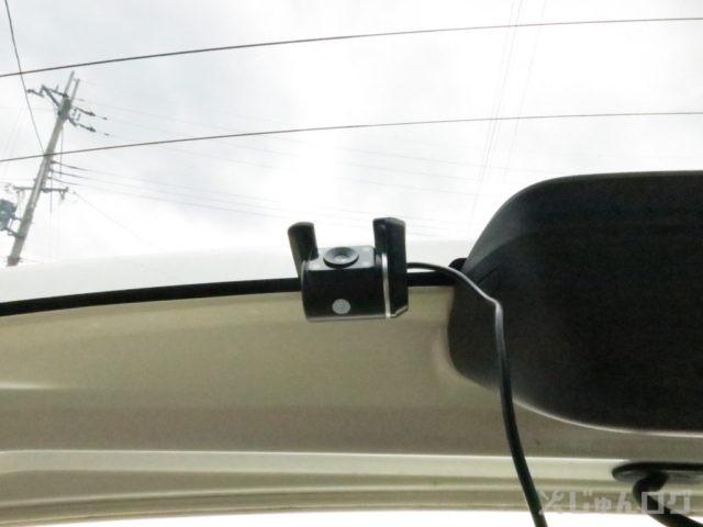 フリードドライブレコーダー取付3