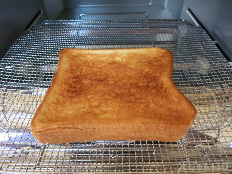 アラジン トースター 出来上がり