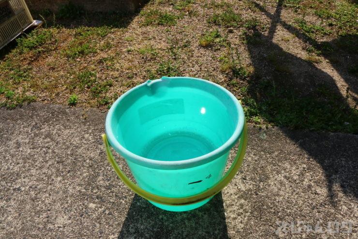 C-PLフィルターの効果 水面フィルター有